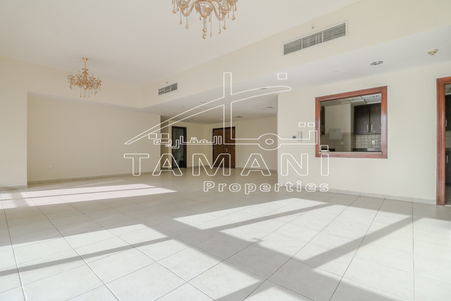 820Aed per Sqft | 4Bed Vacant | 2800-Sqft – Executive Towers