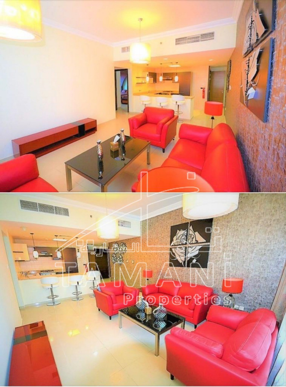 Only 75k Fully furnished unit near Metro - Ontario Tower