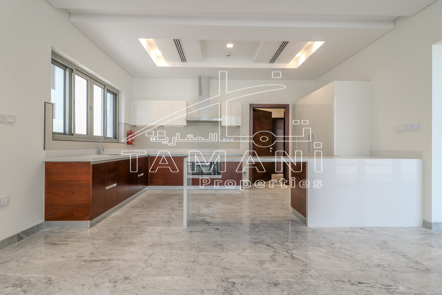 Burj View 8900 SQF Plot 4BR Contemporary – The Residences at District One
