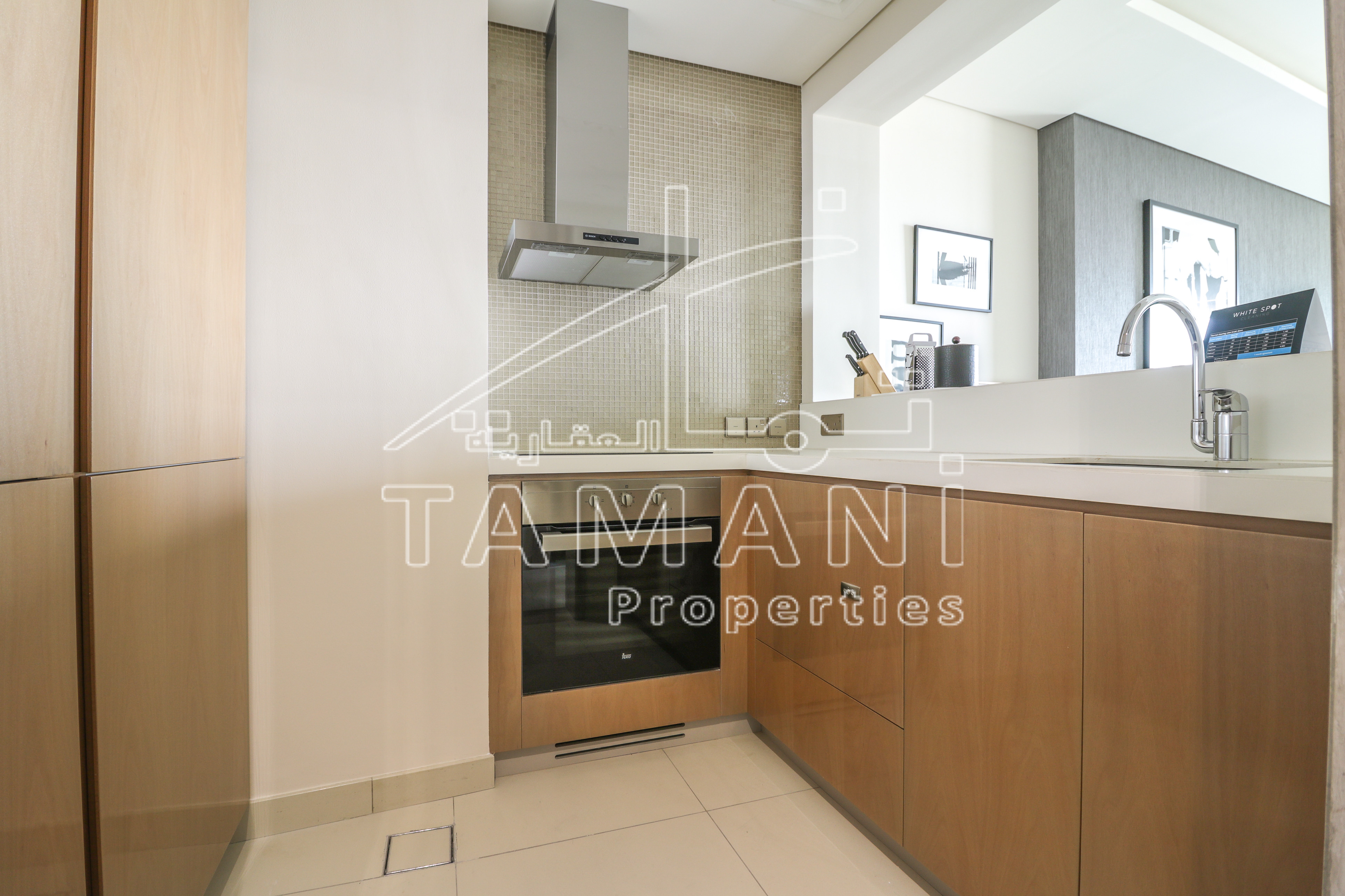 Brand New 1Bed by Paramount! High floor. - DAMAC Towers by Paramount
