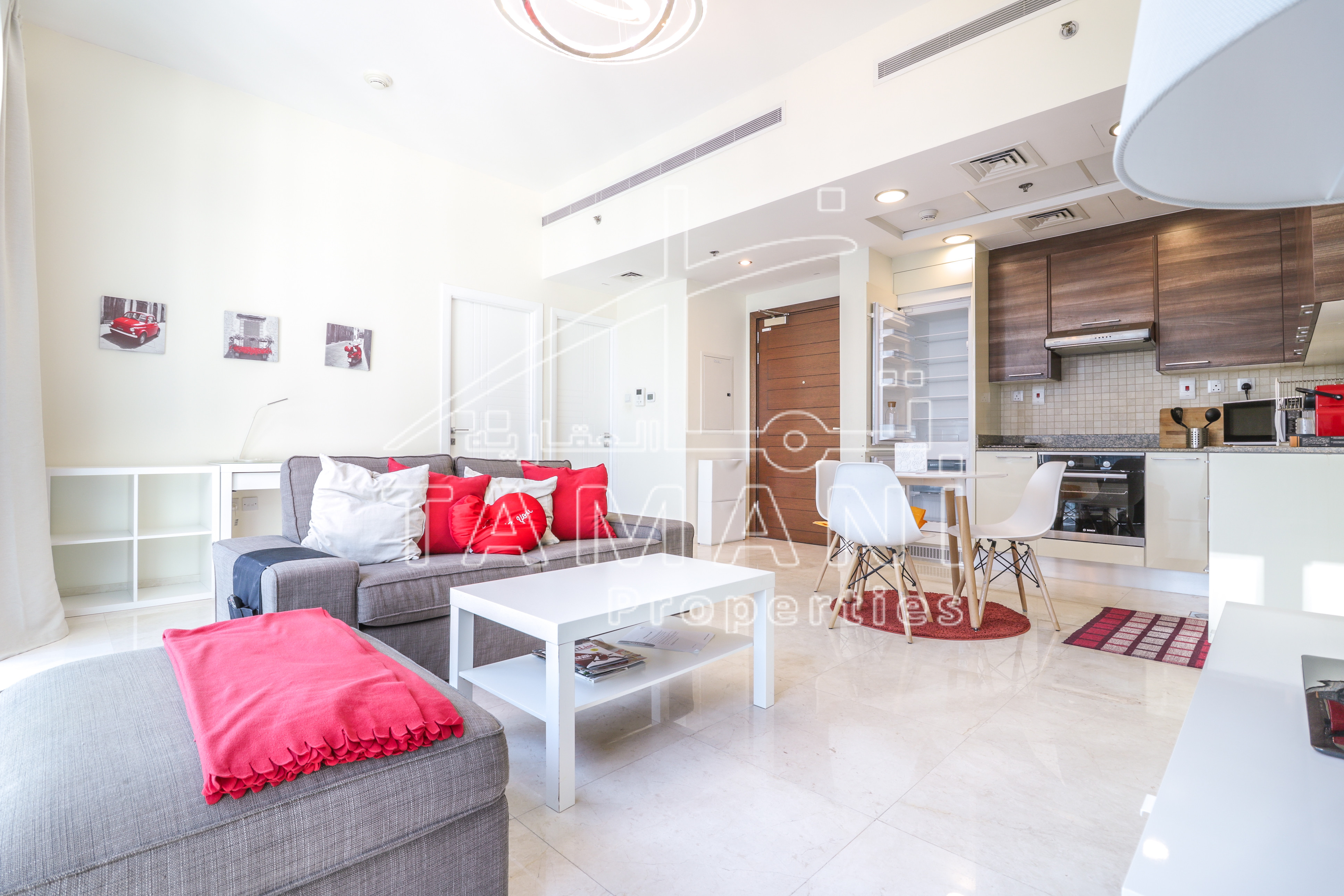 Converted 1Bed! Fully Furnished 4Cheques – Bay Square