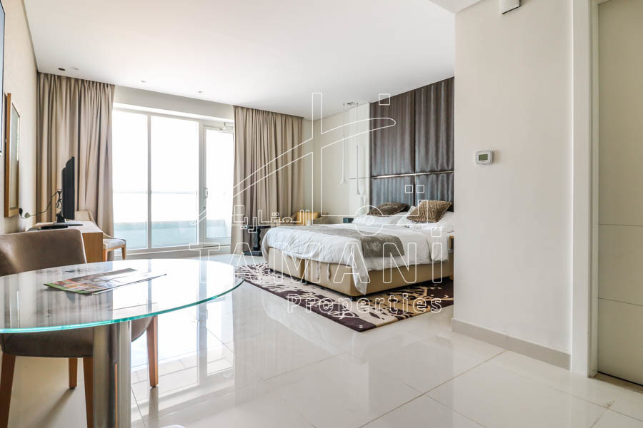 HOT DEAL | FURNISHED STUDIO | AVAILABLE NOW – DAMAC Maison Canal Views