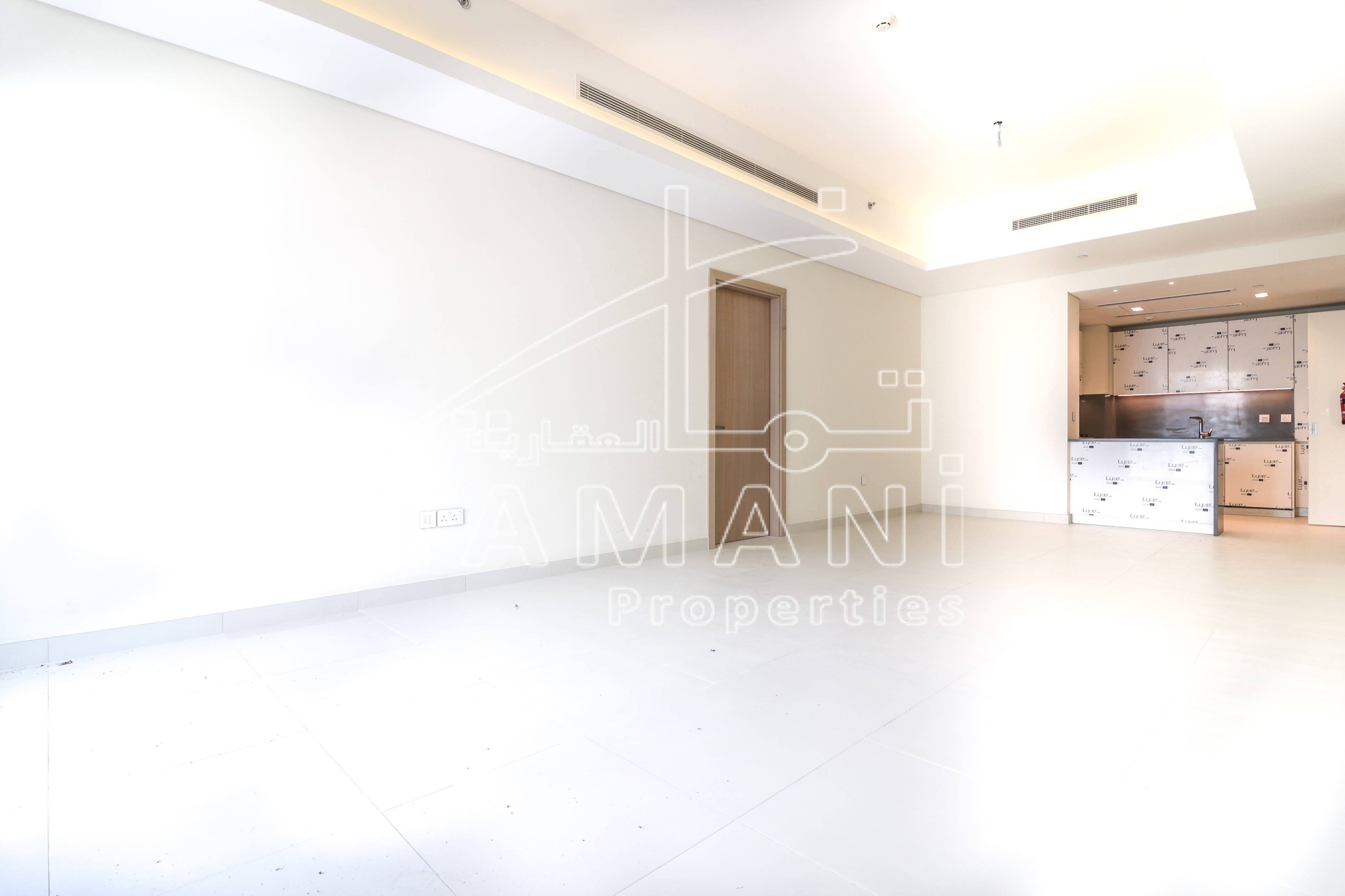 Brandnew 3BR Corner Unit with Lake View Downtown - Mada Residences by ARTAR
