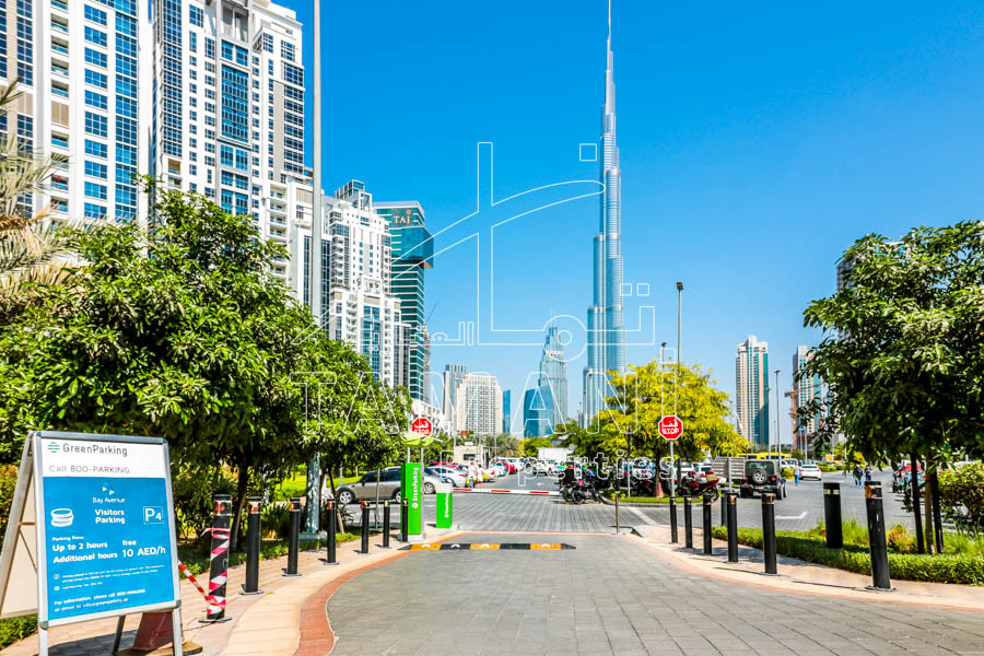4br+maid | Huge Terrace | breathtaking view - Executive Towers