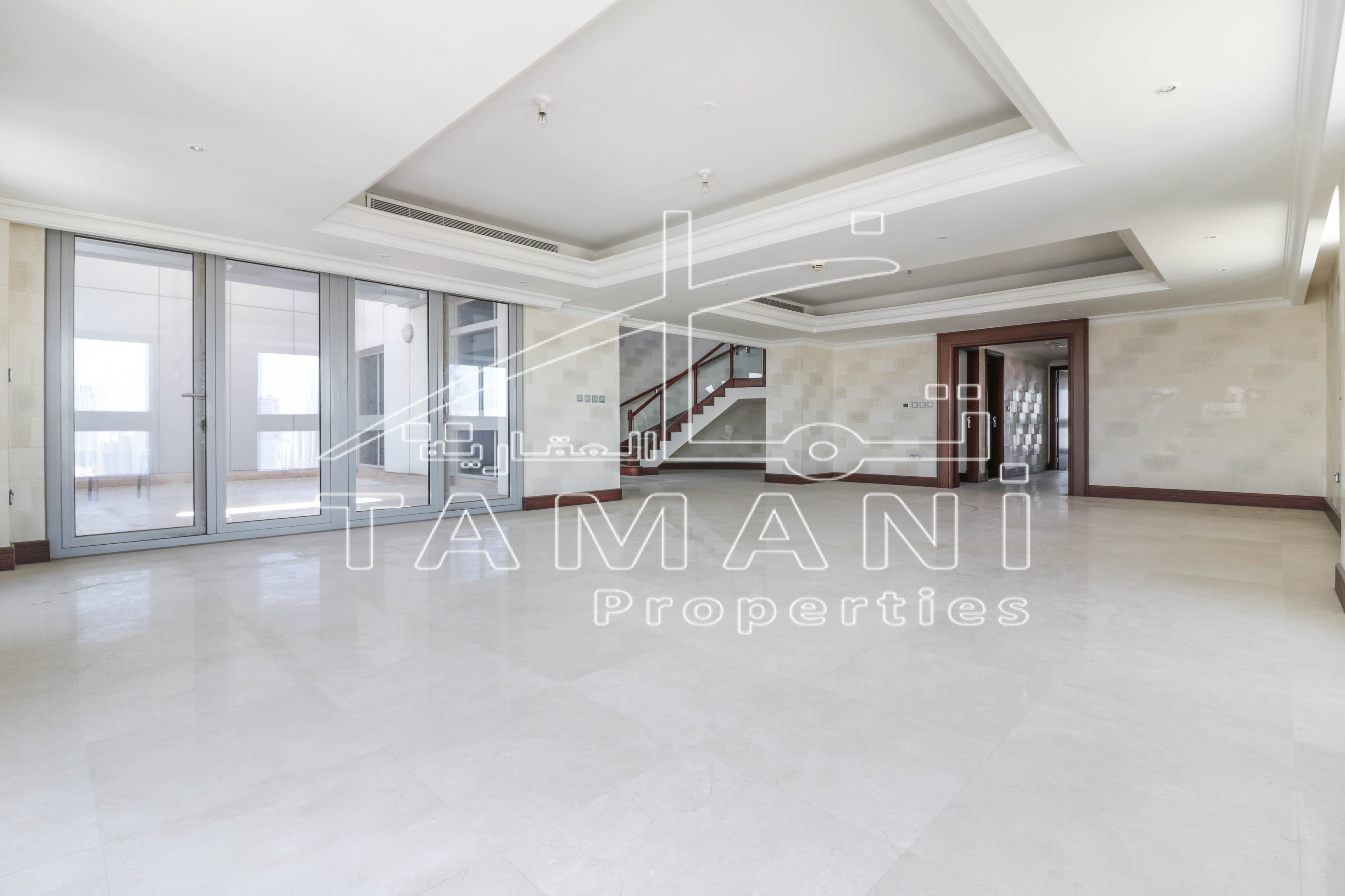 Exclusive Luxury Penthouse Only For 6.5M - Executive Towers
