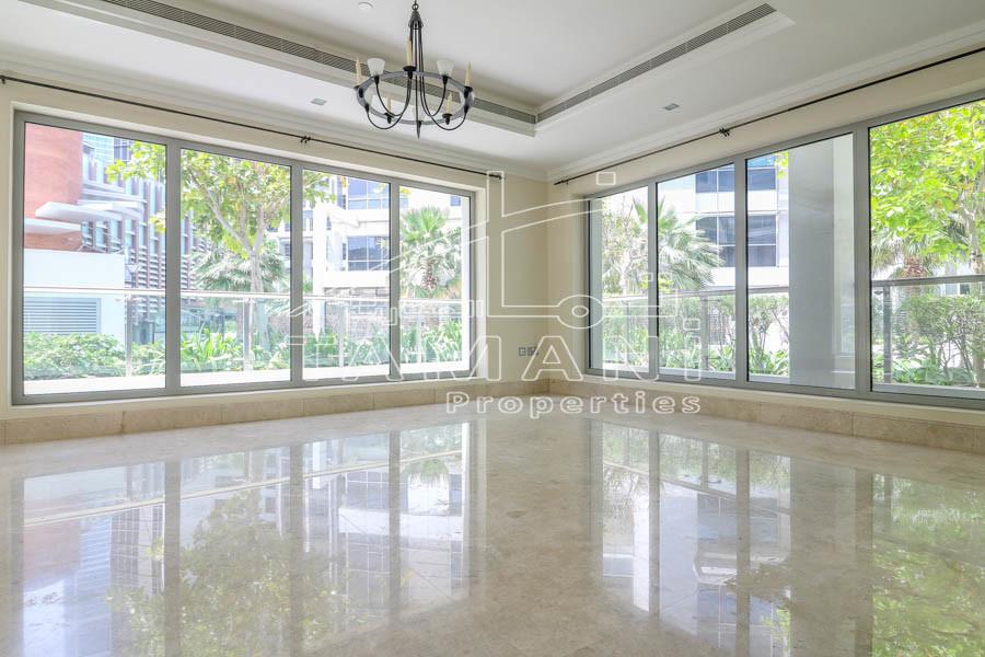 Simpex Podium Villa | 3 BR All En-suit Bathrooms - Executive Towers