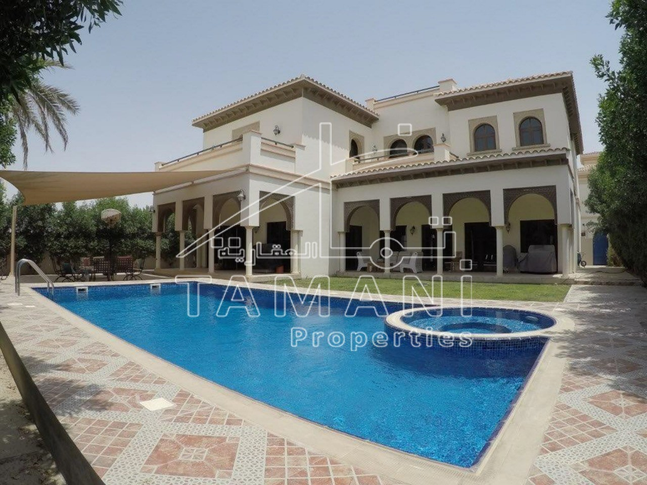 9700 Sq ft Plot |Upgraded Granada | Pool – Ponderosa