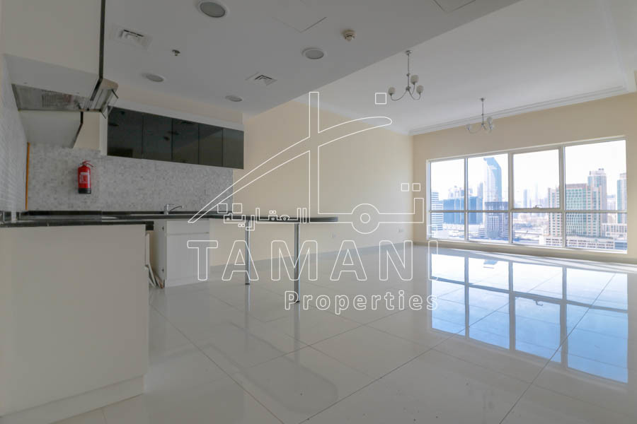 Specious 2 Bedroom | Burj Khalifa & Lake view - The Residences at Business Central