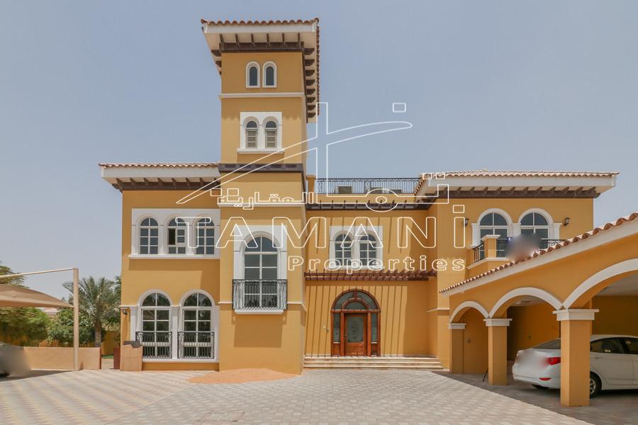Huge Plot! Diamante Villa 6 BR with Pool – The Aldea