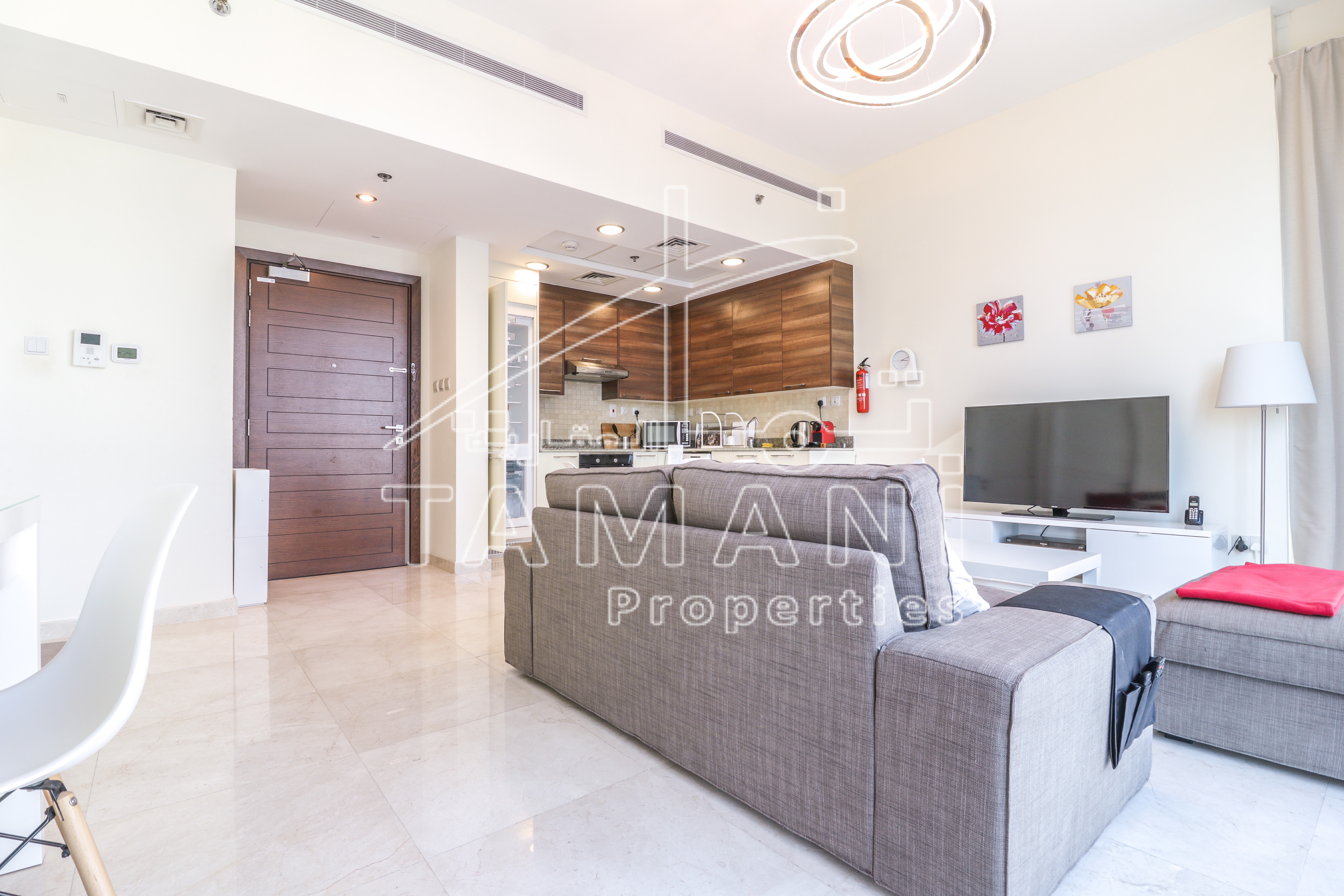 Converted 1Bed! Fully Furnished 4Cheques - Bay Square