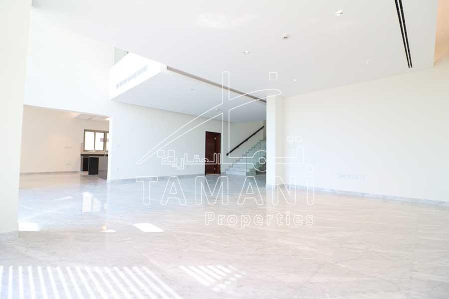 Brand New 4BR Contemporary Villa + Maid's -