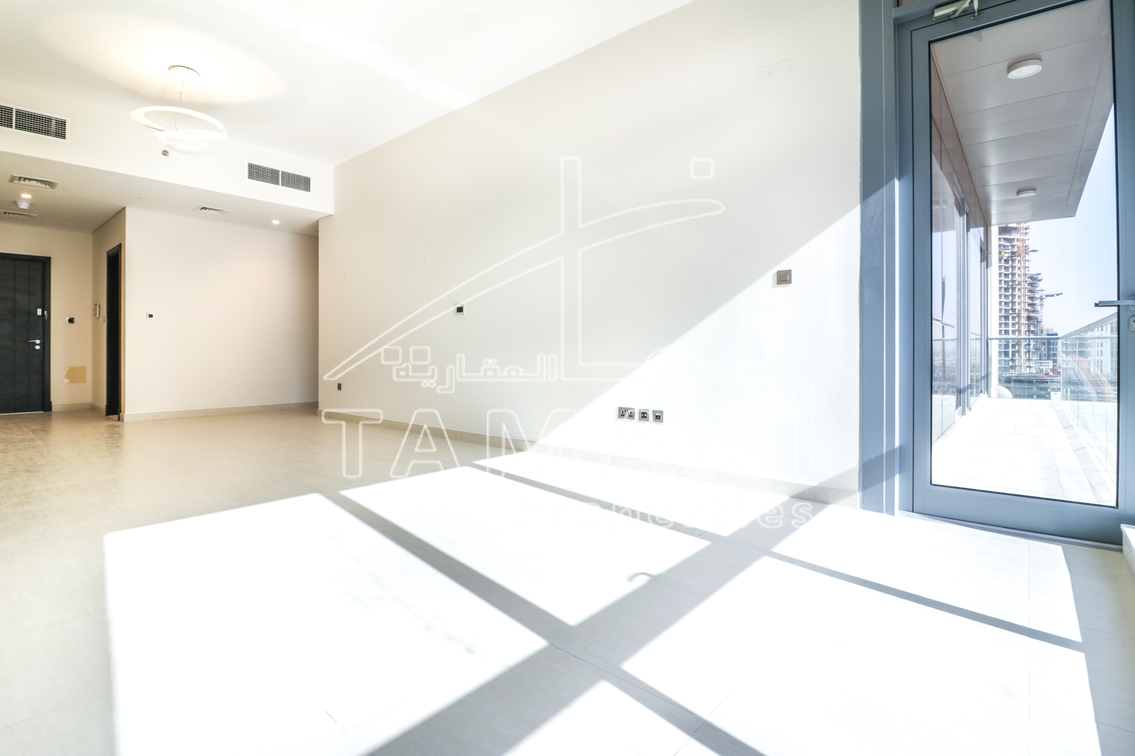 2 bed with community view, lowest price! - Bahwan Tower Downtown