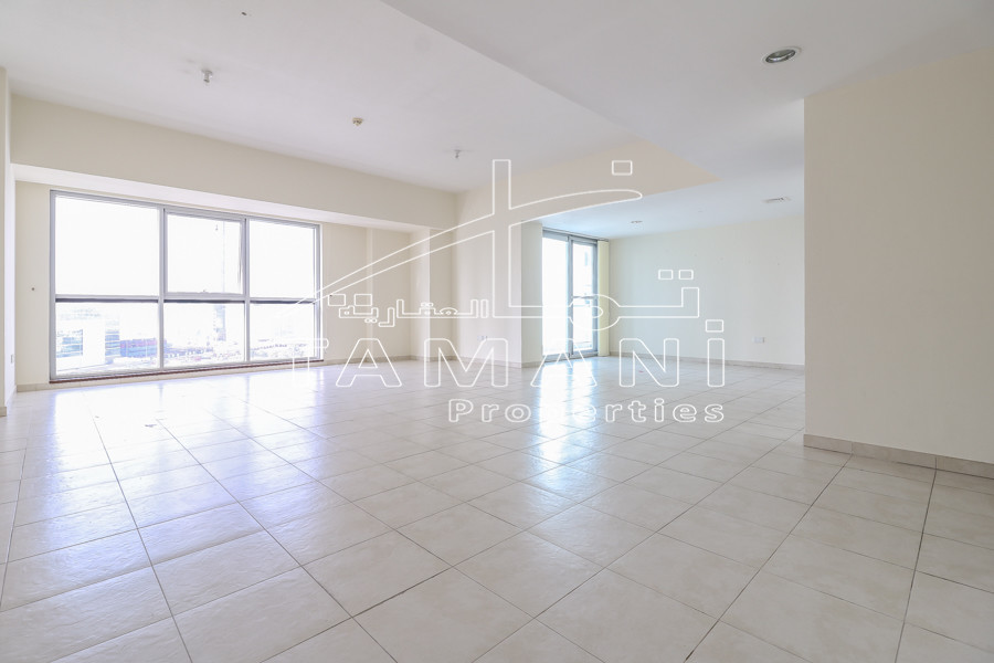 Tower H 2,200 sqft. 3BR+Maid   Open view - Executive Towers