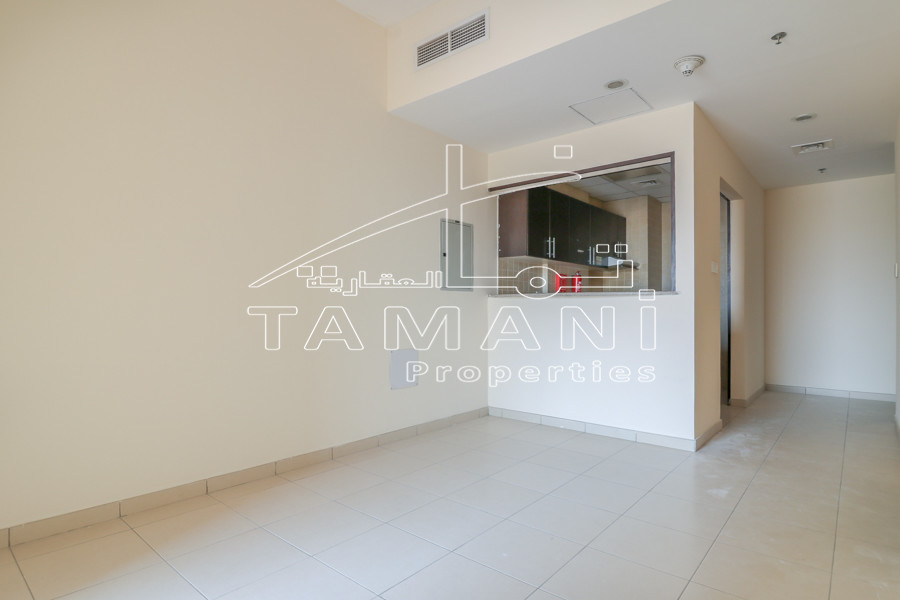 Vacant, 650.68 Sq. ft 1BR in Queue Point - Queue Point