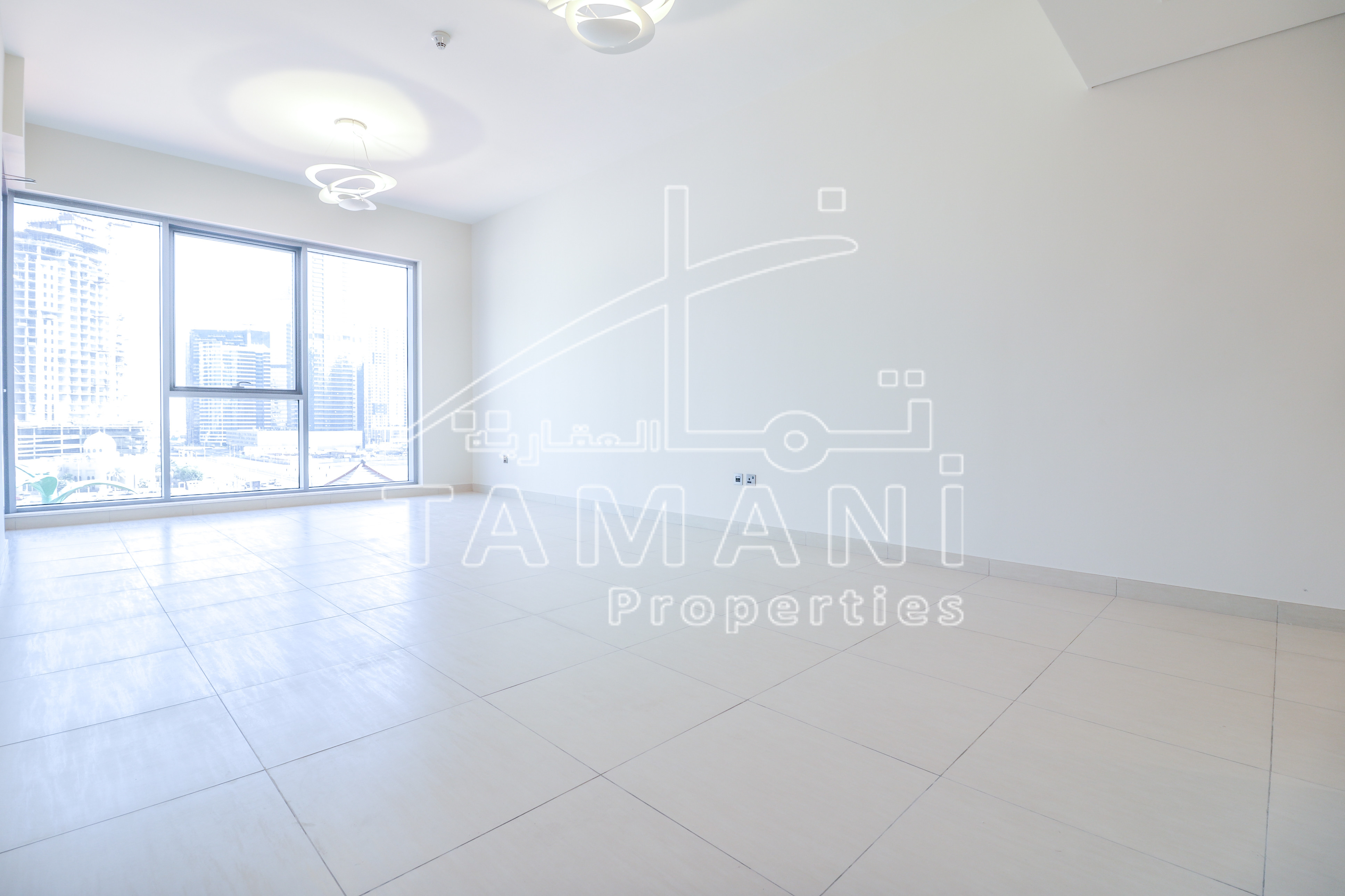 Great Offer! Brandnew 1Bedroom in Bahwan - Bahwan Tower Downtown
