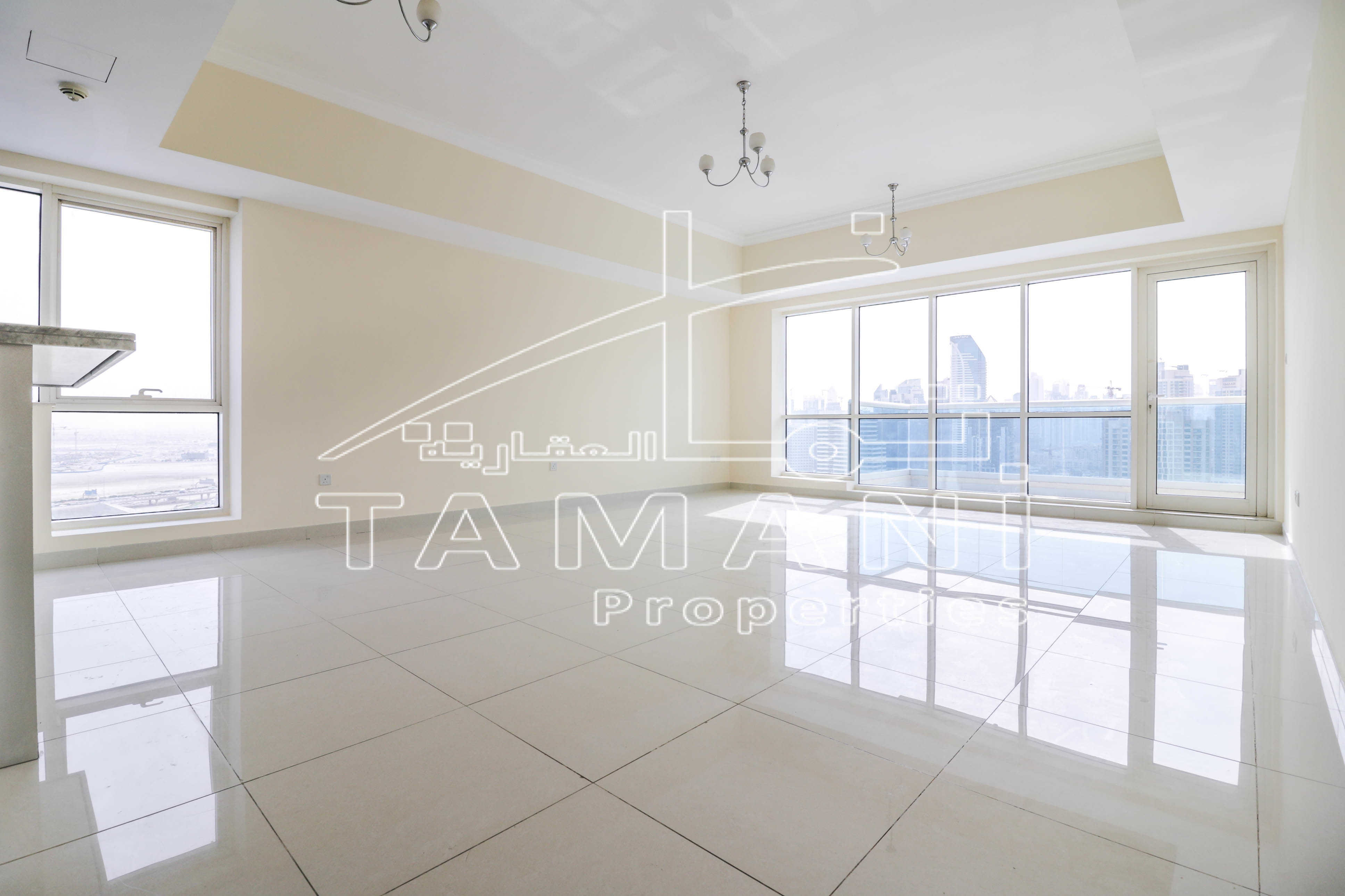 Amazing 2 Bed | Burj Khalifa & Lake view – The Residences at Business Central