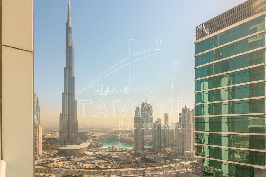1365-Sqft 1Bedroom | Lowest Price | High Floor – Executive Towers