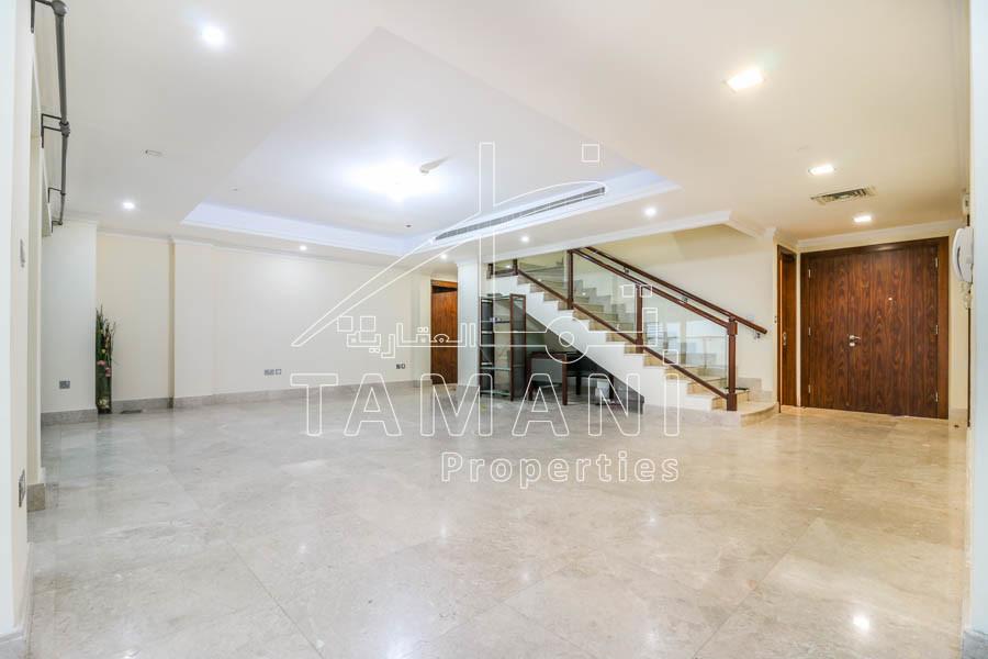 Triplex 4 Bed | Stand Alone Podium Villa - Executive Towers