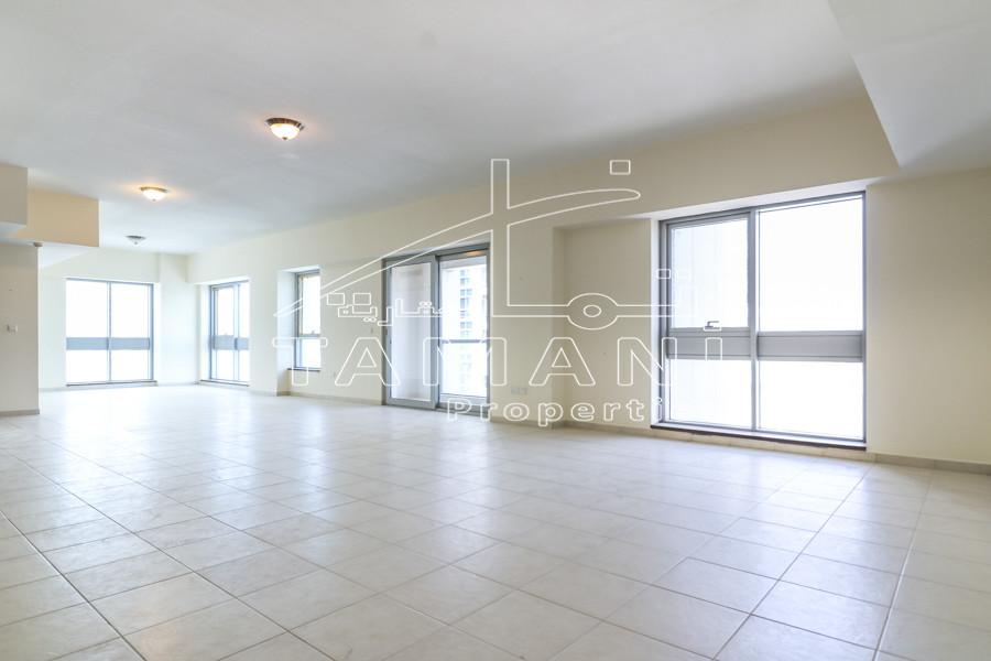 Massive 4br+maid | Half floor | Panoramic view - Executive Towers