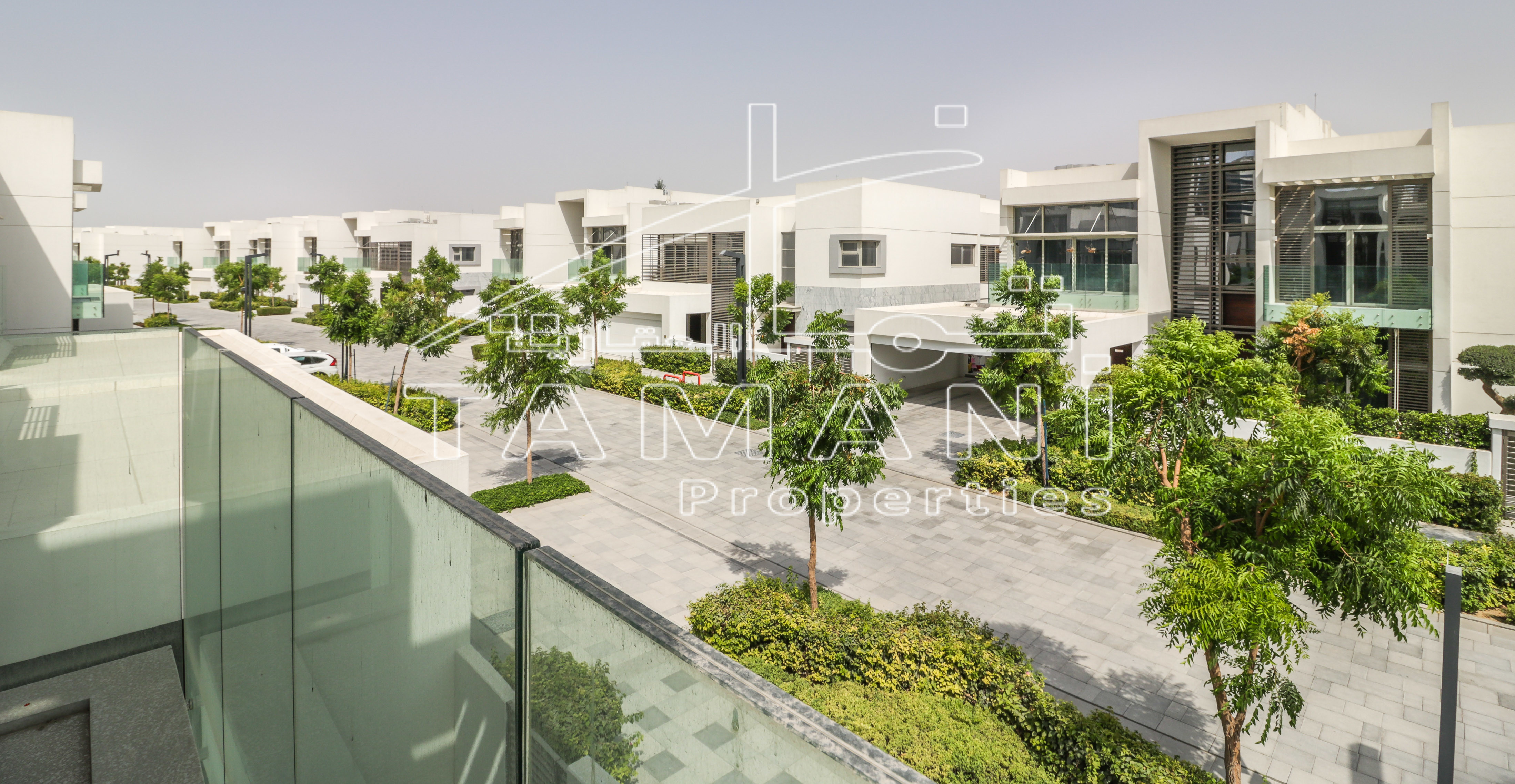 10000 Sqft Plot 5BR Contemporary Type  A – District One