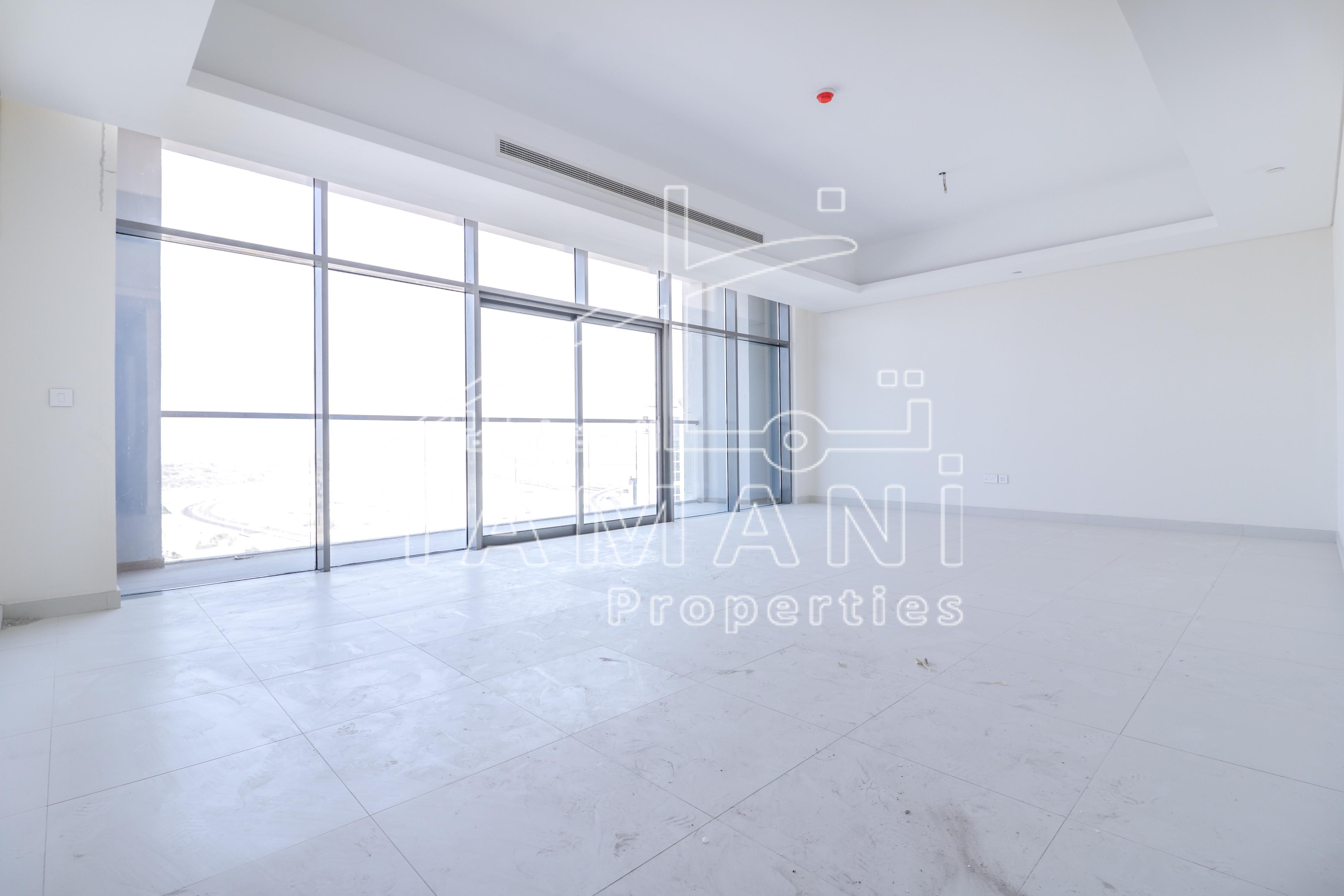 New 3 Bed Rooms Corner unit, Facing lake - Mada Residences by ARTAR