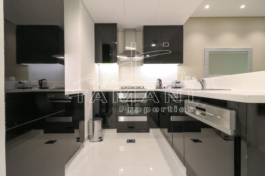 Luxury 3Br Serviced Apartment | Low Floor - DAMAC Maison Canal Views