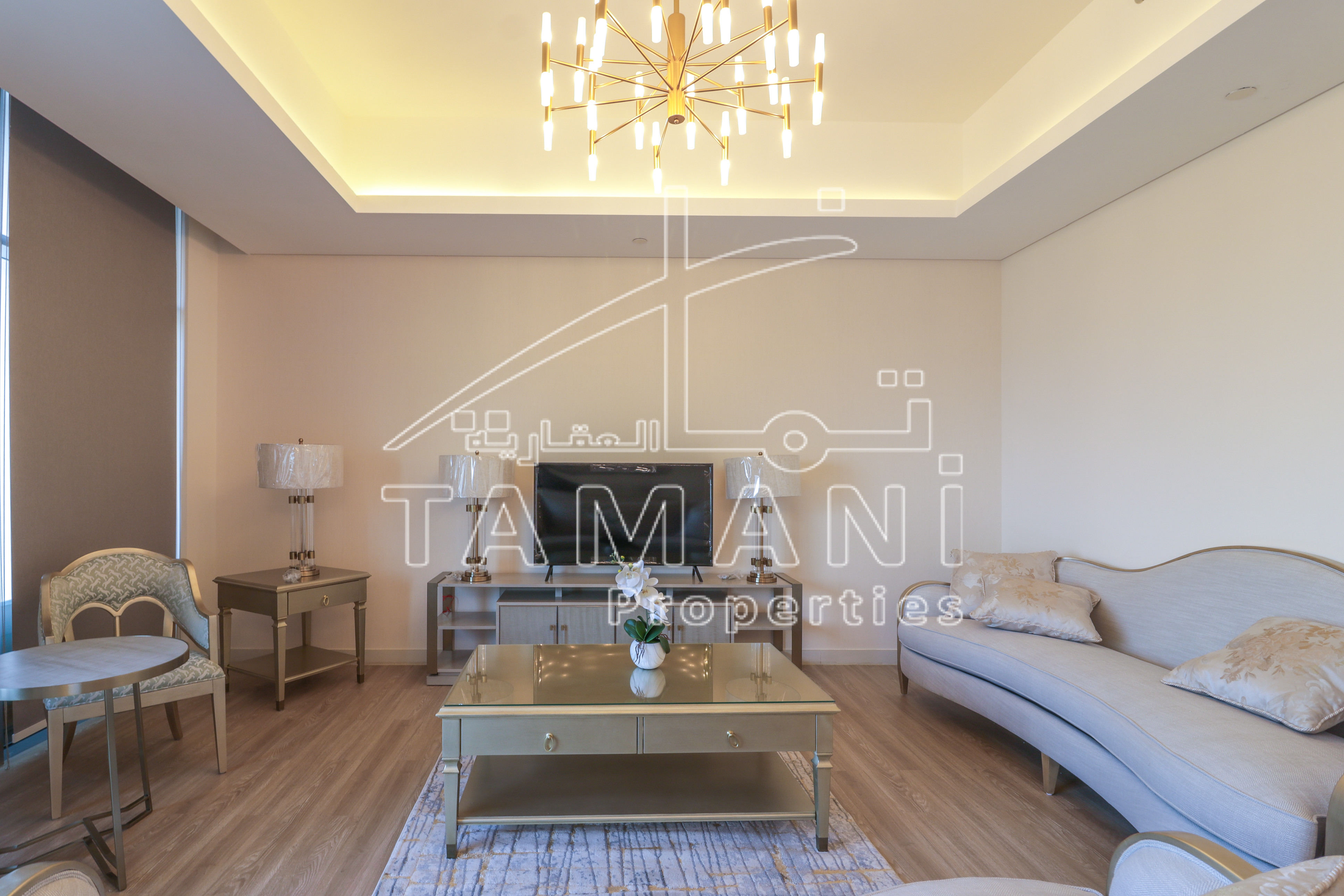 Brand new luxury furniture upgraded 150k - Mada Residences by ARTAR