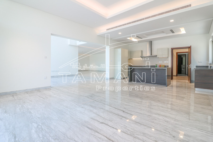 5BR Contemporary with Burj Khalifa View - District One