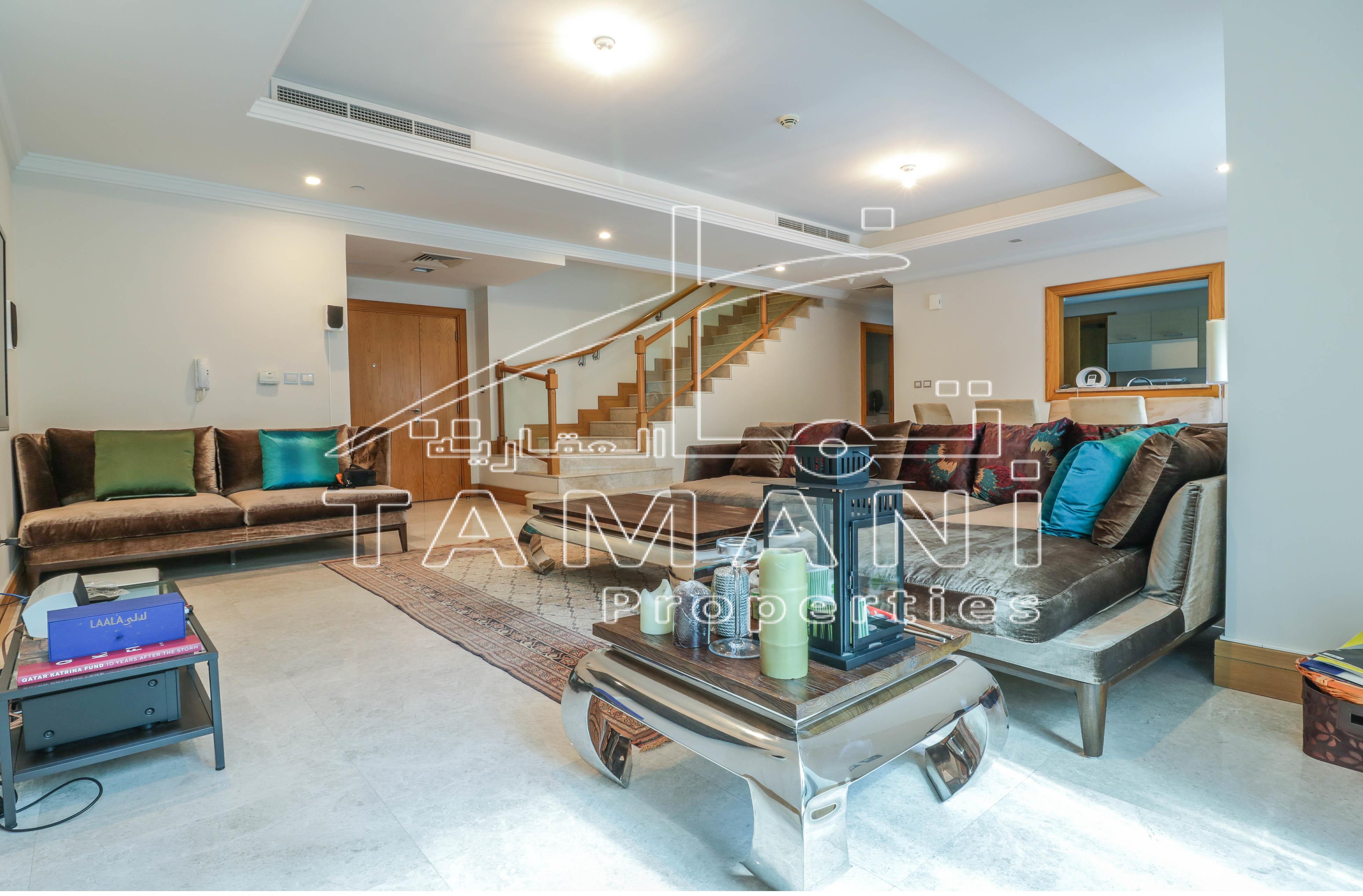 Exquisite 3 Bedrooms Garden Villa, Grab Now! - Executive Towers
