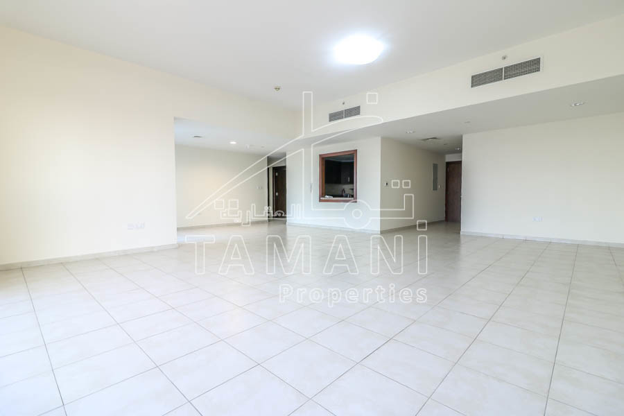 Best 3-BR layout, Open view, Bright apt. - Executive Towers