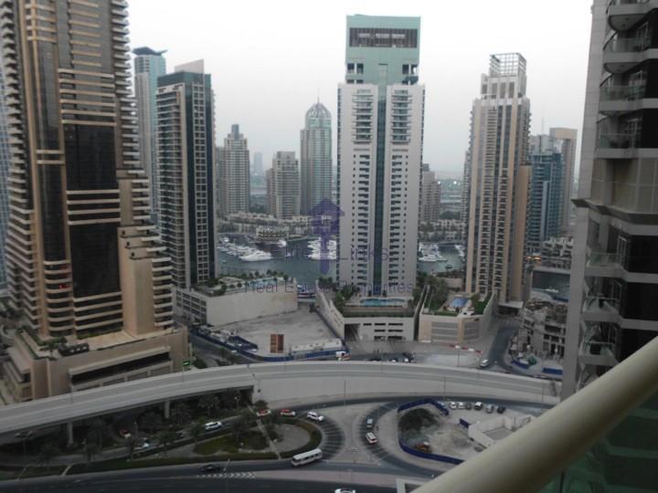 Furnished 2BR Royal Oceanic Dubai Marina