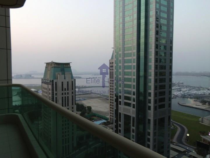 2BR Royal Oceanic Sea View Dubai Marina