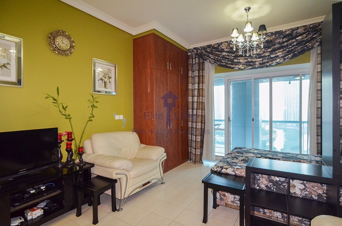Fully Furnished, Studio| Closest to Metro | Rent 64K