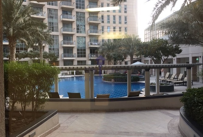 1BR with Pool View@Standpoint Tower-B