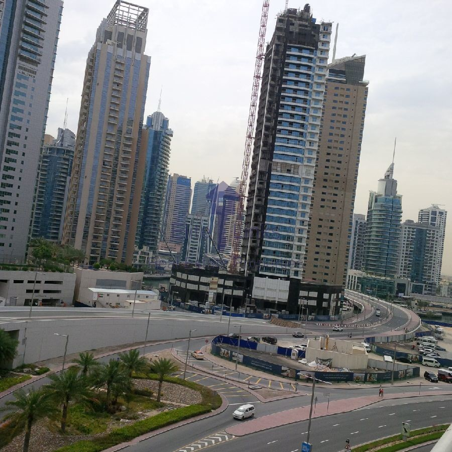 Furnished Studio Botanica Dubai Marina