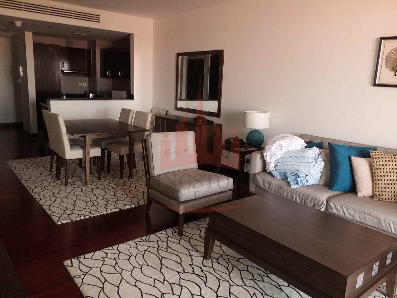 Royal Amwaj Fully furnished 1 br with excellent view