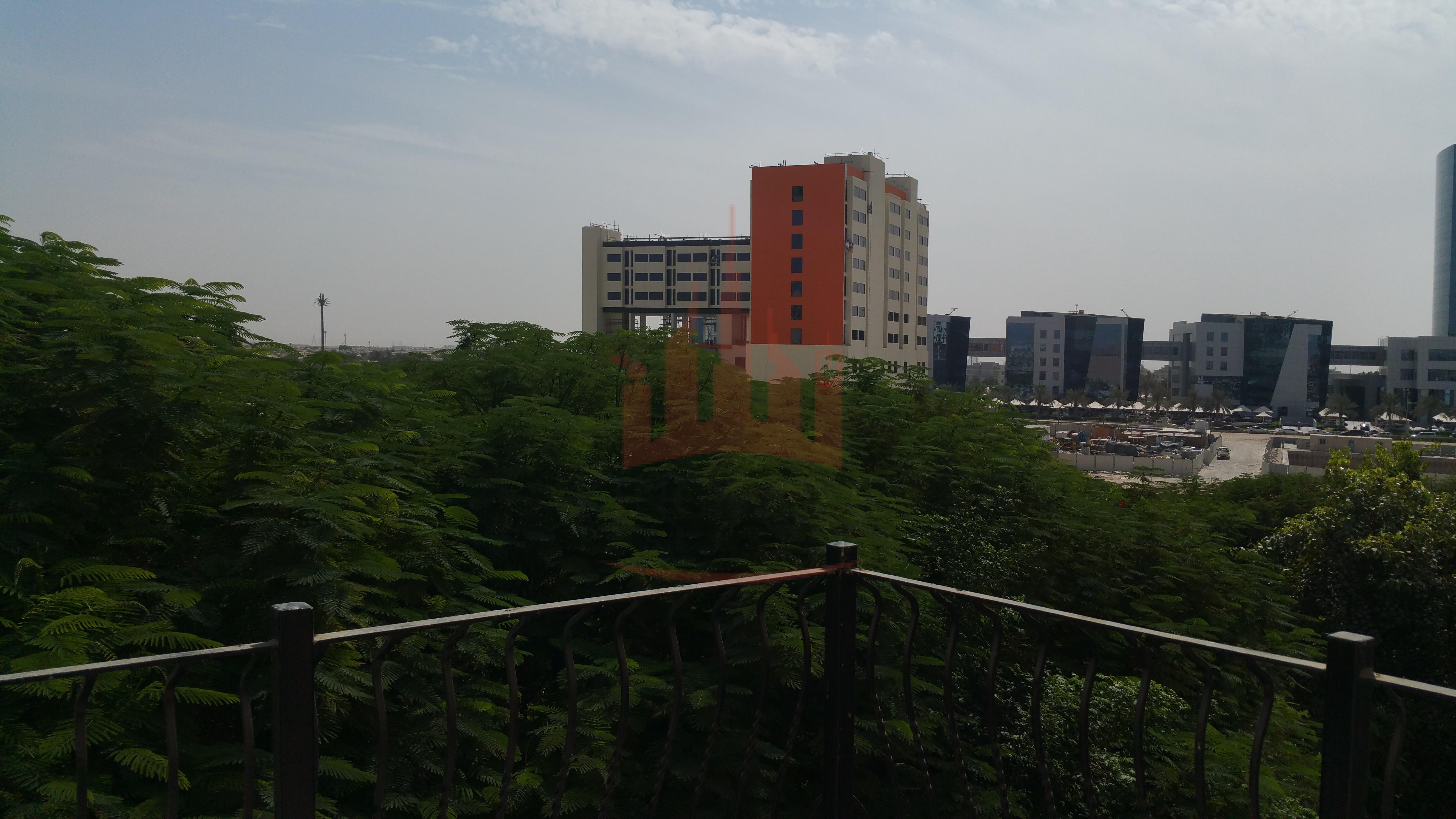 Top Class Unfurnished 1 BR Weston Court Motor City