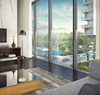 Two Bedroom Apartment for Sale in Sobha Hartland