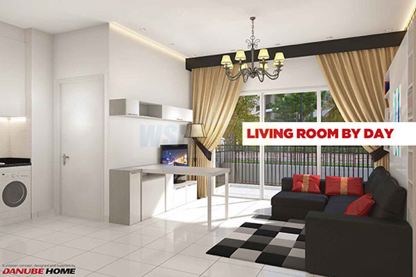 Limited Stocks One Bedroom Apartment in Resortz Residence