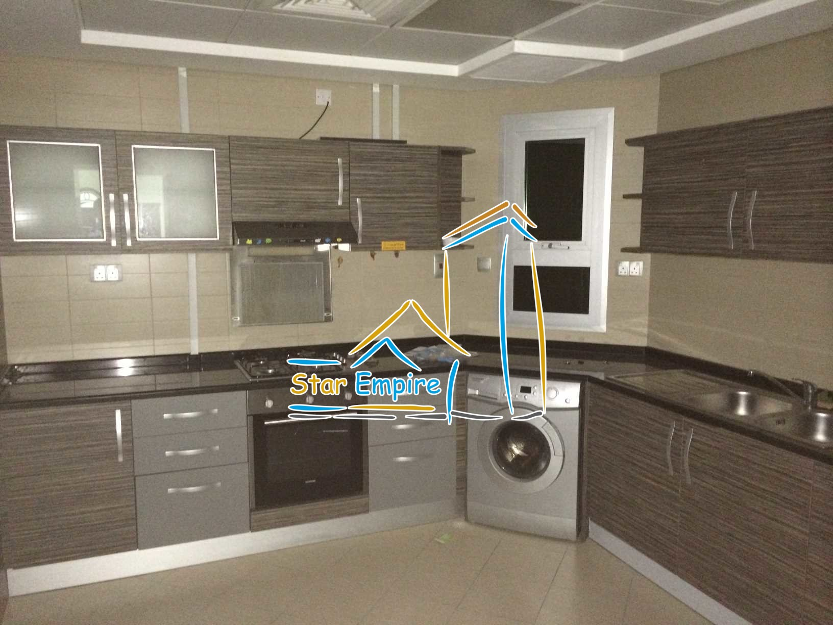 2 Master BR with Parking and Maid's Room