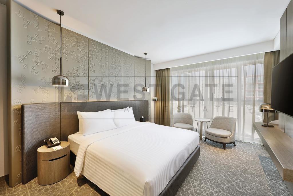 Brand New|Operational|4* Star Hotel|Global Brand