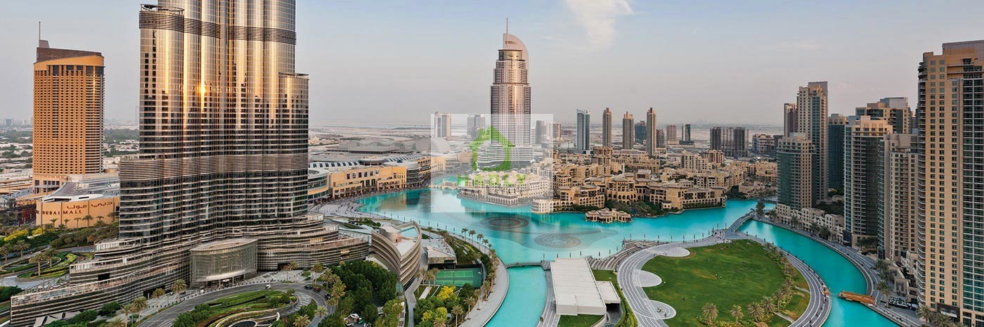 Exclusive 1BR Apartment Type 08 Burj Vista