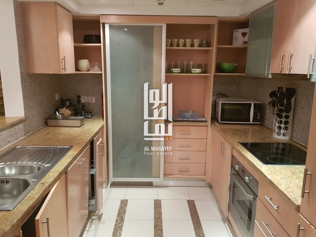 Charming 2 Br With Marina View,Furnished