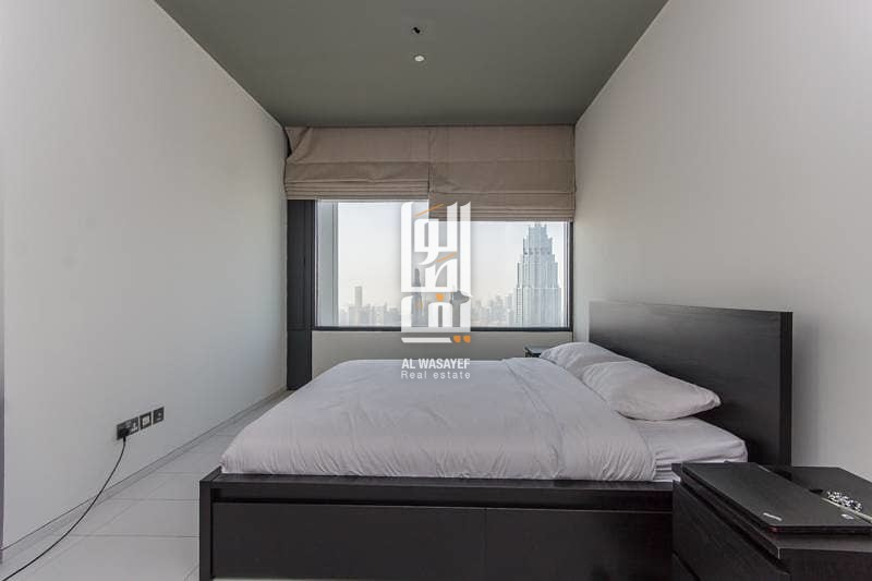 Charming 2Br with Full Burj Khalifa View