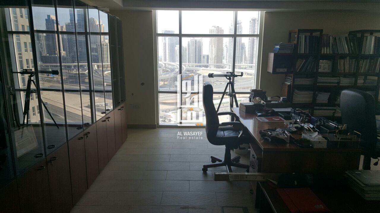 Fully Furnished Office Space For Rent !!