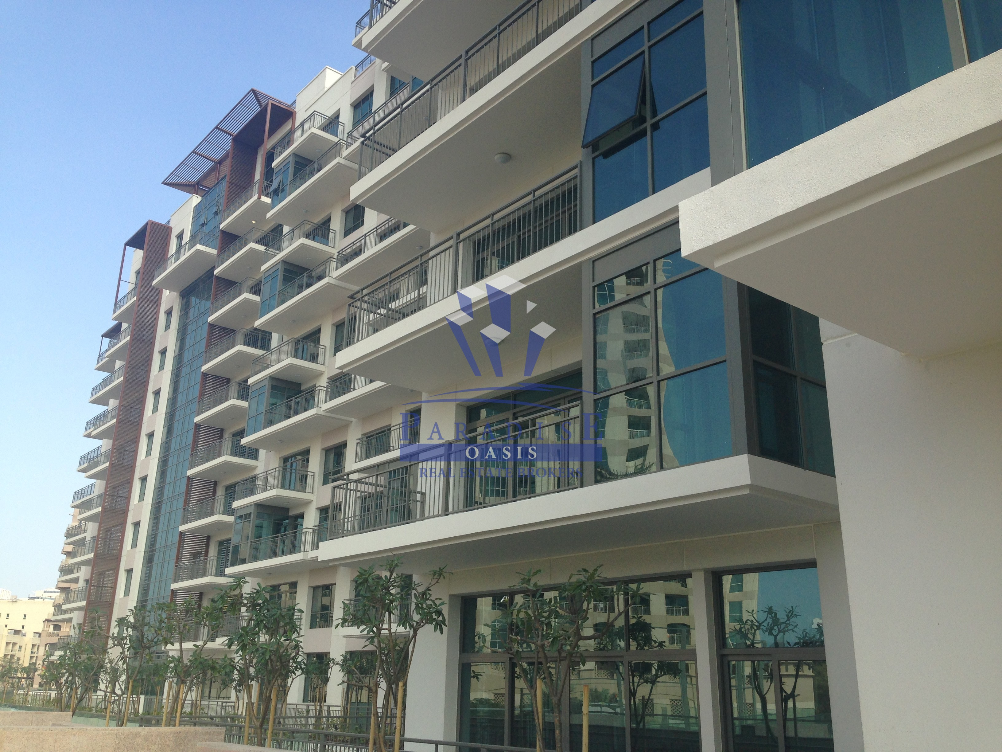 1bed @ Ground floor with private garden