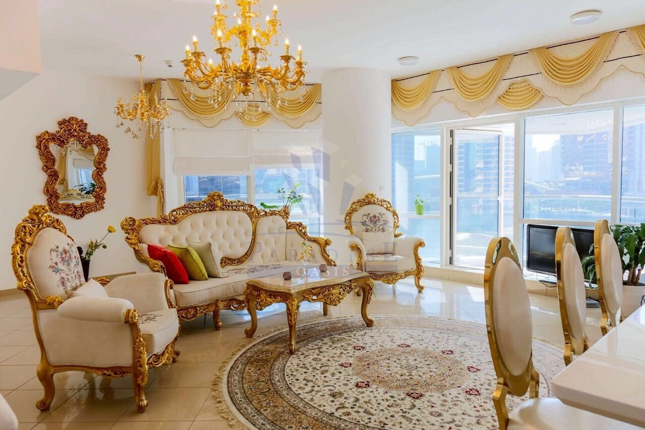 monthly payment 1BR for rent in jlt concorde tower - myUAEguide.com