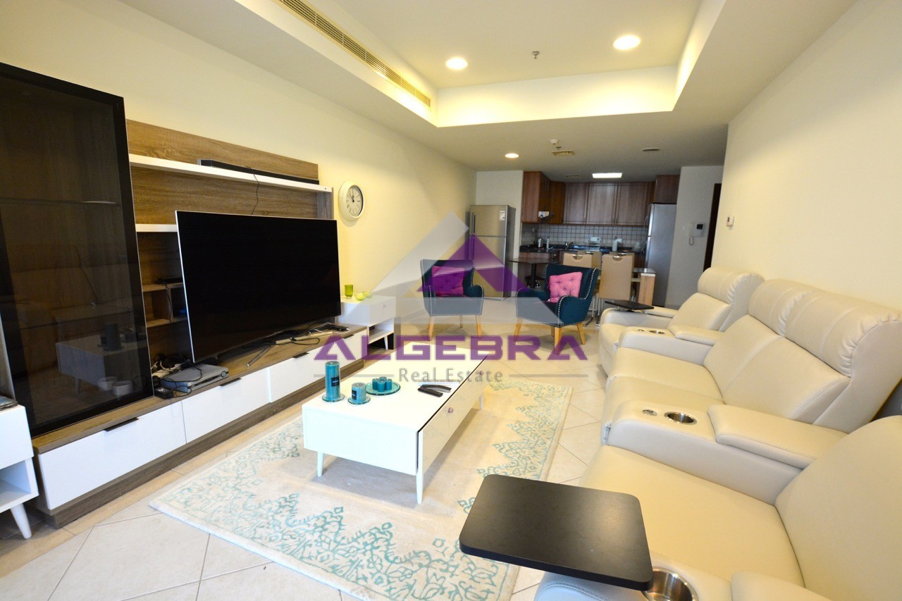 Sea Facing Apartment - Fully Furnished