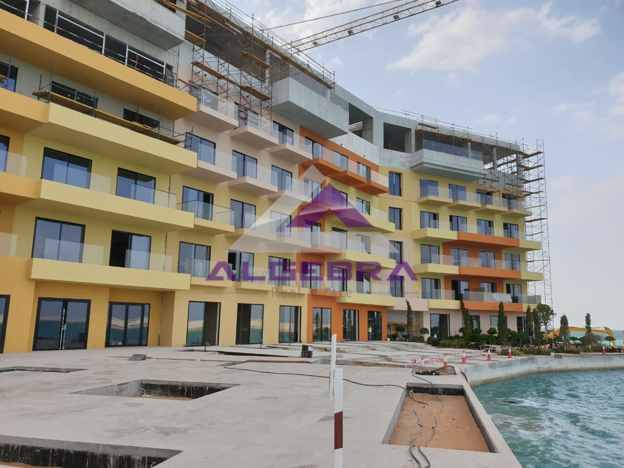 Overlooking Pool/Beach -Oqood Registered