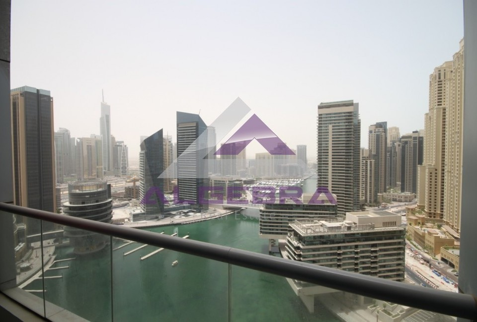 Full Marina View - stunning 1 bed in Bay Central